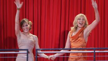 Sarah Jessica Parker e Kim Cattrall