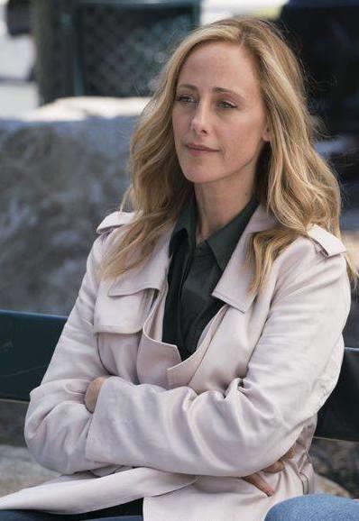 Teddy in una scena di Grey's Anatomy 15