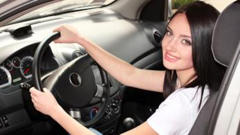 Una donna autista per Uber