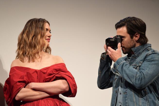 Mandy Moore e Milo Ventimiglia