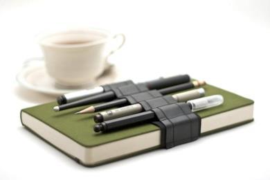 Porta penne per notebook o agenda