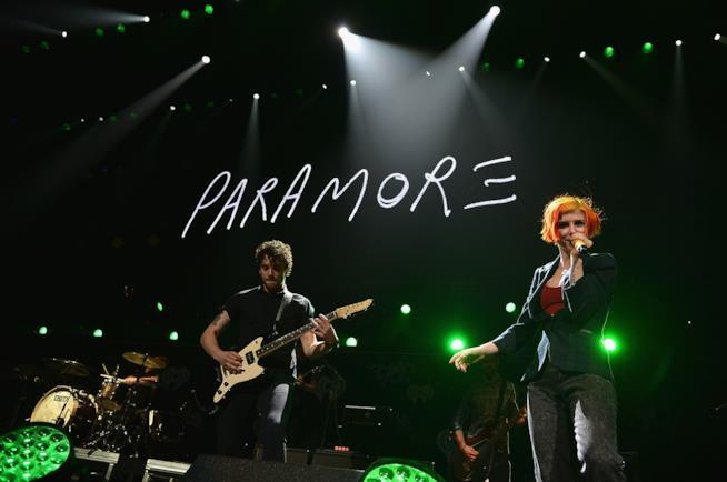 Paramore in concerto