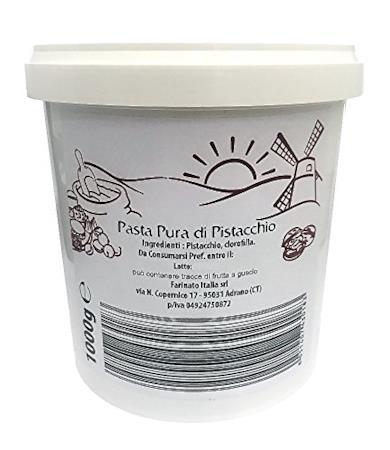 Pasta pura di Pistacchio, 1000 gr