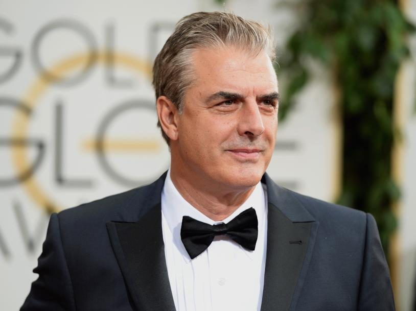 Chris Noth è Peter Florrick in The Good Wife