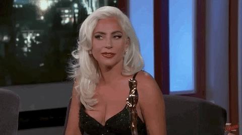Lady Gaga da Jimmy Kimmel