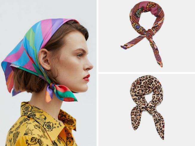Modi di indossare il foulard