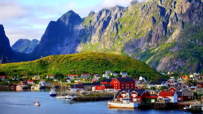 In Norvegia le donne non sono del tutto felici