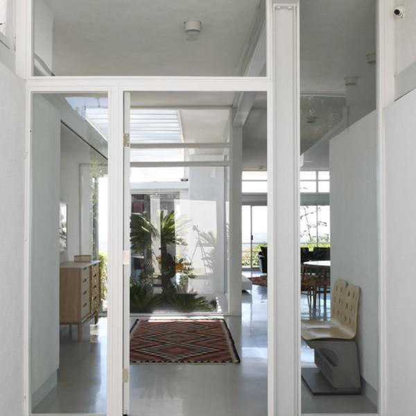 Interno casa di Rooney Mara