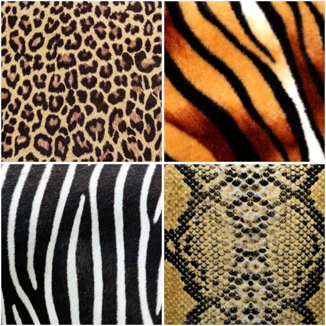 I pattern animalier più di moda