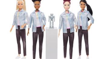 Le 4 Barbie Robotics Engineer