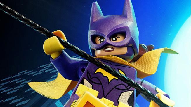 Batgirl The Lego Movie