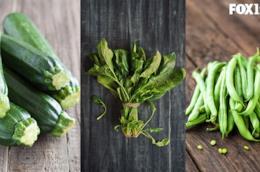 Verdure di stagione di Maggio