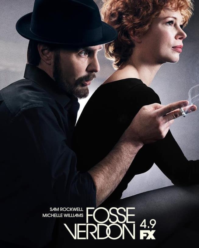 Il poster di Fosse/Verdon