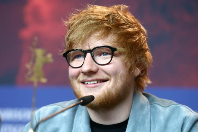 Ed Sheeran premiato con l'IFPI Global Recording Artist of the Year