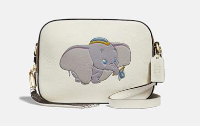 Borsa per macchina fotografica Disney x Coach con Dumbo