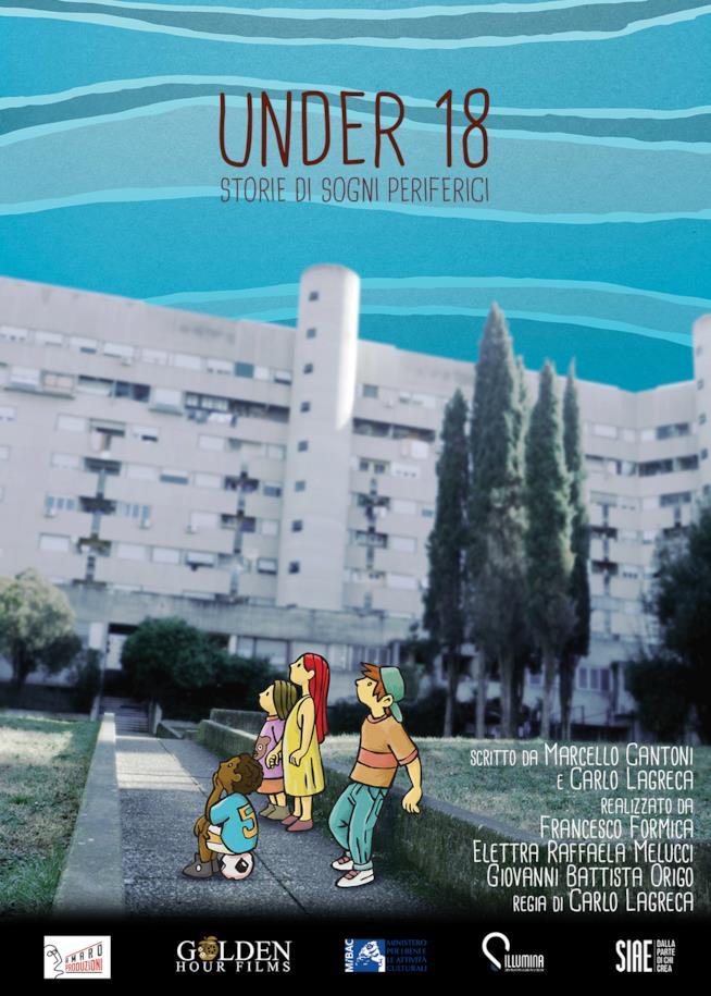 La locandina di Unver 18