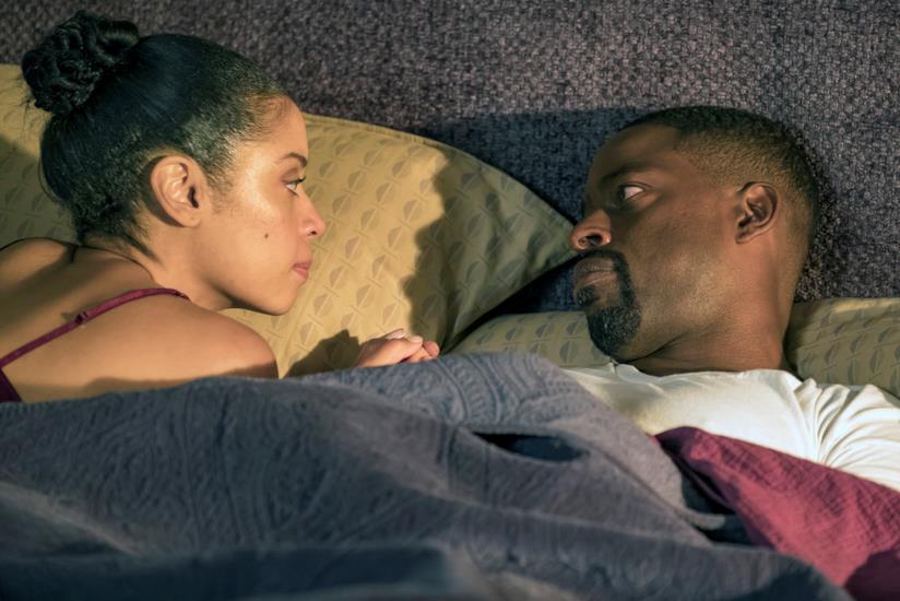 This Is Us 3: un'immagine di Beth e Randall