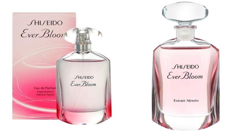 La fragranza bestseller Shiseido, Ever Bloom in eau de parfum e in estratto