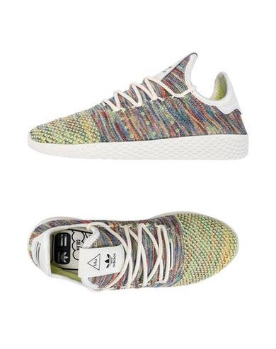 Pharrell Williams x Adidas Tennis Hu PK Multicolor