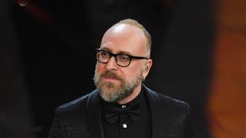 L'esibizione di Mario Biondi a Sanremo 2018
