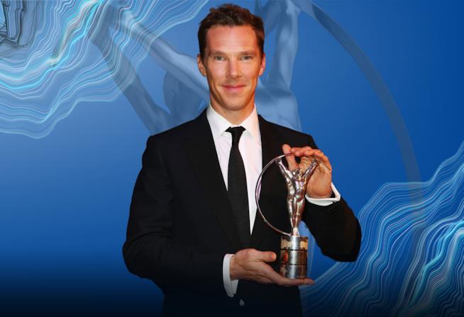 Benedict Cumberbatch presenterà gli Oscar dello sport