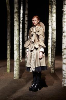 Sfilata MONCLER Collezione Donna Autunno Inverno 19/20 Milano - 110