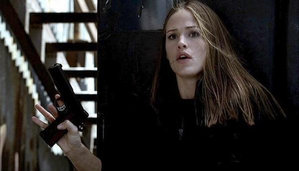 Jennifer Garner, protagonista di Alias