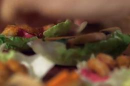 Cestini di lattuga e maionese vegana