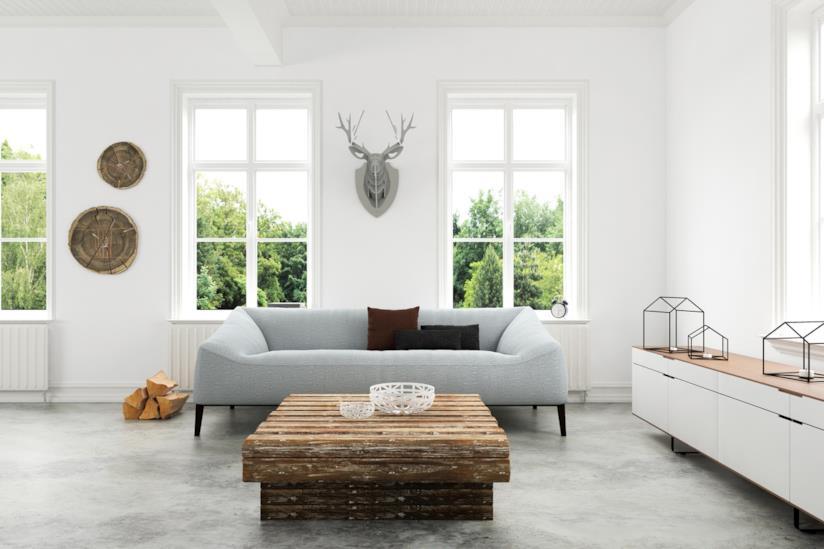 Idee Arredamento Casa Montagna.Come Arredare Una Casa In Stile Nordico