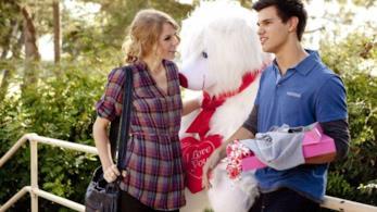 Taylor Swift e Taylor Lautner