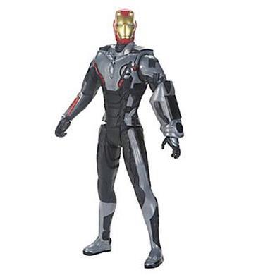 Action figure serie Titan Hero Power FX Hasbro Iron Man Avengers: Endgame