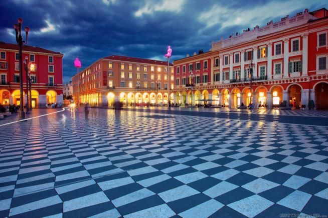 Nizza costa azzurra tour