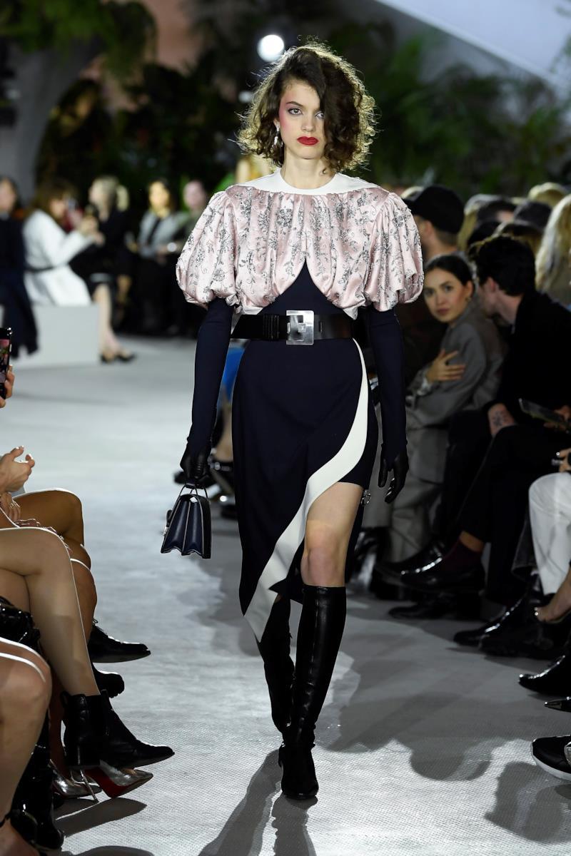 Sfilata LOUIS VUITTON Collezione Donna Primavera Estate 2020 New York - Vuitton Resort PO RS20 0050