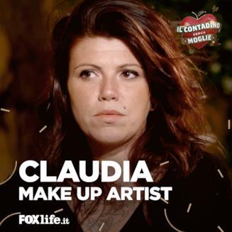 Claudia pretendente di Il Contadino Cerca Moglie 3