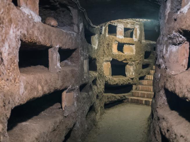 Catacomba di San Pancrazio