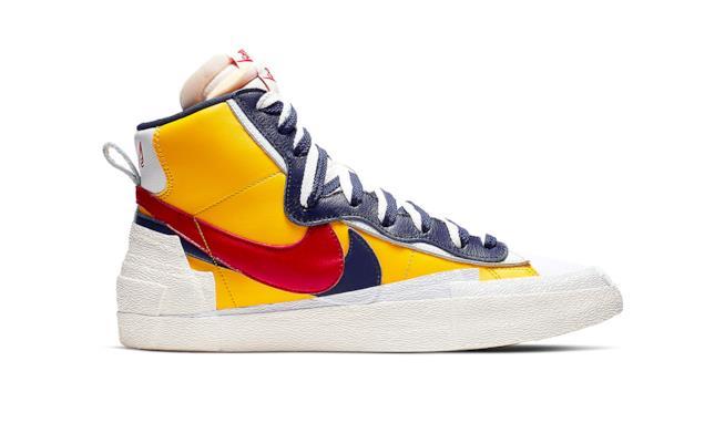 Sacai x Nike Blazer