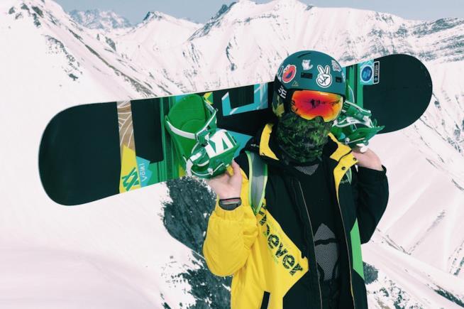 Migliori giacche da snowboard per l'inverno
