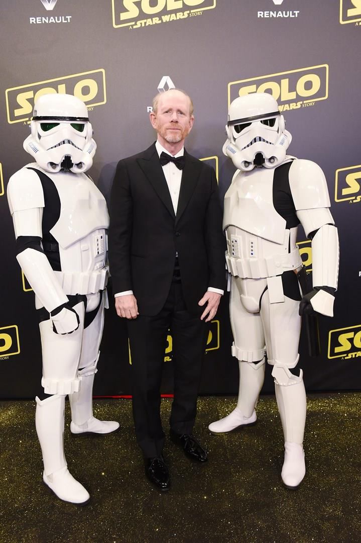 Ron howard a Cannes per presentare Solo: A Star Wars Story