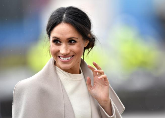 La duchessa di Sussex