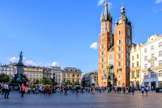 La chiesa più originale di Cracovia: la Basilica di Santa Maria a Cracovia