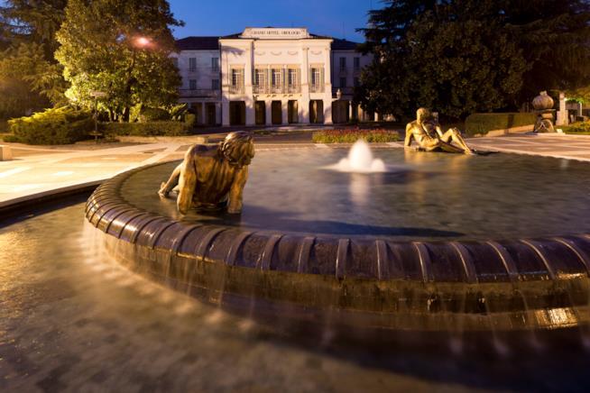 Fontana di Abano Terme