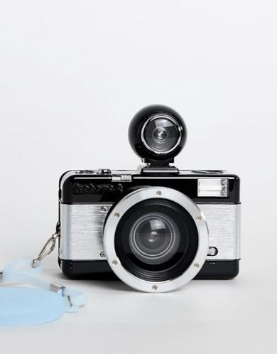 Fisheye2 - Macchina fotografica