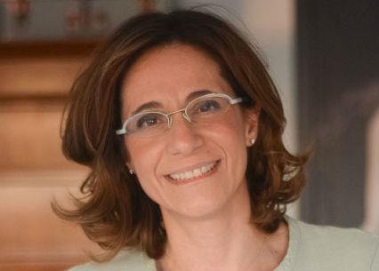 Francesca Magni, autrice de Il bambino che disegnava parole