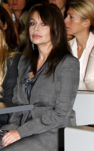 Veronica Lario, ex moglie di Berlusconi