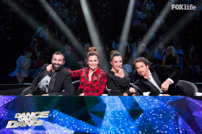 I giudici della seconda stagione di Dance Dance Dance