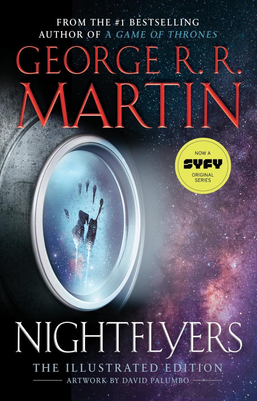 Nightflyers libro