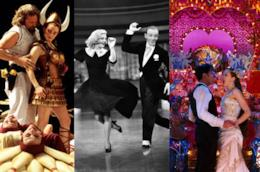 Scene di ballo da vari film