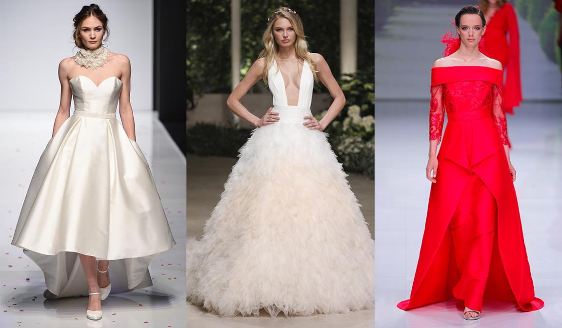 cffcd7a0d7 Abiti da sposa: 100+ foto di abiti da sogno per il 2019
