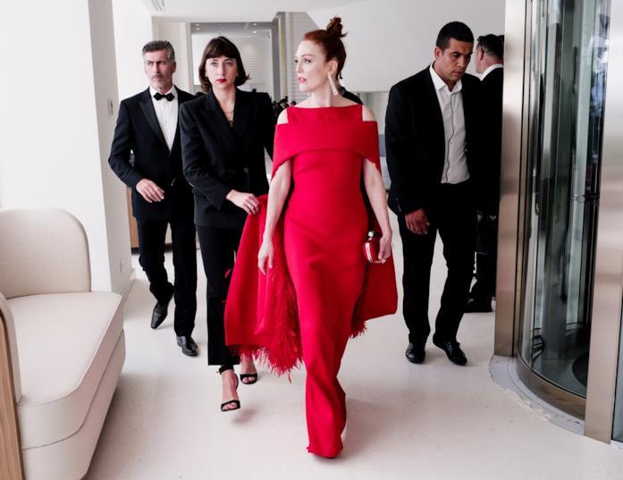 Julianne Moore a Cannes 2018