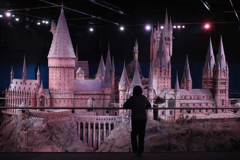 La scuola di Hogwarts